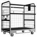 Roll cage pliant pentru transport marfa