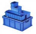 Cutii depozitare plastic