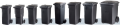 Container gunoi standard doua roti
