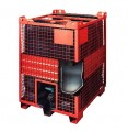 Container IBC 1000L substante periculoase